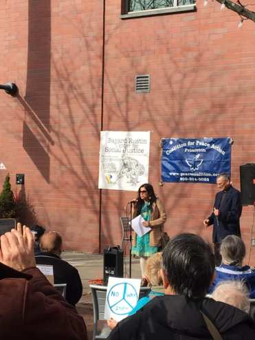 Sadaf Jaffer, Mayor, Montgomery, NJ